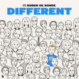 CD: Ruben de Ronde - Different