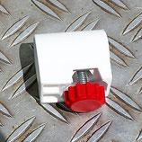 Stehtisch Fuß MIT Stellschraube für 28mm Rohr