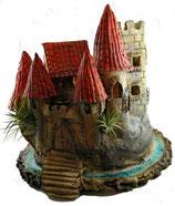 Keramik Burg