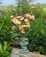 Kleine Keramik Blumenvase