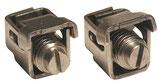 BANDIMEX Schraubgehäuse zu Schneckenschraubenband 11mm breit/ V2A Edelstahl mit Schnellverschluss oder loser Schraube