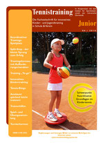 Tennistraining Junior - Ausgabe 4/2018