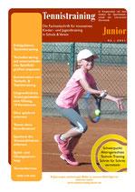 Tennistraining Junior - Ausgabe 2/2021