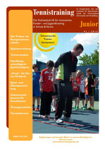 Tennistraining Junior - Ausgabe 1/2015