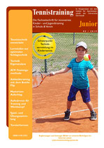 Tennistraining Junior - Ausgabe 3/2019