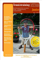 Tennistraining Junior - Ausgabe 4/2013