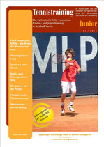 Tennistraining Junior - Ausgabe 1/2014