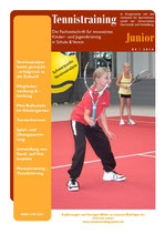 Tennistraining Junior - Ausgabe 4/2014