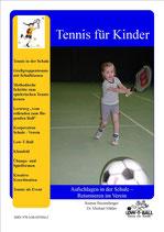 """3 - Lehrbuch """"Tennis für Kinder"""""""
