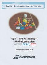 16 - Spiele und Wettkämpfe für die Lernstufen weiß, blau & rot
