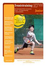 Tennistraining Junior - Ausgabe 3/2020