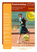 Tennistraining Junior - Ausgabe 3/2015