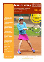 Tennistraining Junior - Ausgabe 2/2017