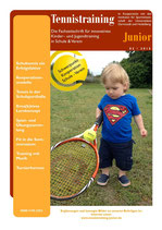 Tennistraining Junior - Ausgabe 2/2015