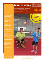 Tennistraining Junior - Ausgabe 1/2017