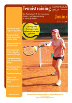 Tennistraining Junior - Ausgabe 2/2020