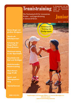 Tennistraining Junior - Ausgabe 4/2019