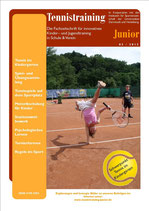 Tennistraining Junior - Ausgabe 3/2013