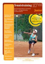 Tennistraining Junior - Ausgabe 4/2020