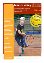 Tennistraining Junior - Ausgabe 4/2017