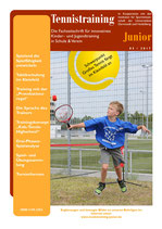 Tennistraining Junior - Ausgabe 3/2017