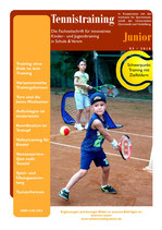 Tennistraining Junior - Ausgabe 2/2018