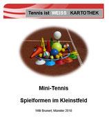 """Tennis ist WEISS - Kartothek - Spielformen im Kleinstfeld - Training """"To-Go"""""""