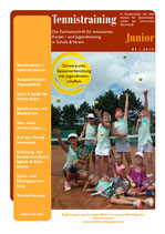 Tennistraining Junior - Ausgabe 2/2019