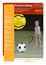 Tennistraining Junior - Ausgabe 2/2016
