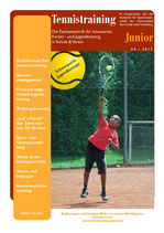 Tennistraining Junior - Ausgabe 4/2015