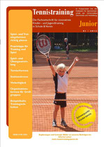 Tennistraining Junior - Ausgabe 1/2012