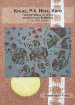 Kreuz, Pik, Herz, Karo - Turniersystem mit Hilfe eines Skatspiels