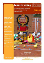 Tennistraining Junior - Ausgabe 2/2014