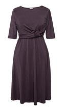 boob Umstandskleid mit Stillfunktion Twist dress cassis
