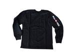 Erwachsenen Rigitrac Pullover schwarz