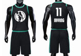 Комплект детской баскетбольной формы NBA Кайри Ирвинг Бостон Селтикс №11 черный