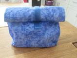 Lunchbag in blau