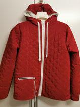 Winterjacke in rot Gr. 146