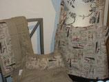 Strandtasche für den Sommer mit passenden Handtüchern