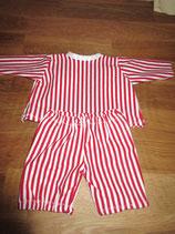 Shirt und Hose für Babypuppe (43 cm)