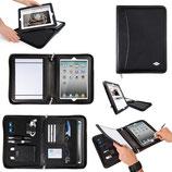 """Organizer ELEGANCE für Apple iPad inkl. Schreibblock, Schutzhülle Tablets 9,7""""-Display"""
