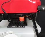 散布場所の確認用 映像電送システム カメラ、画像送受信機 カラーモニターセット