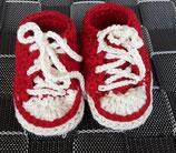 Babyschuhe Sneakers Handarbeit
