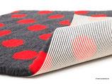 Original Vetbed™ Isobed SL Polka Red