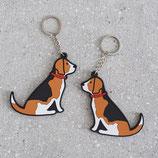 Sweet William Schlüsselanhänger Beagle