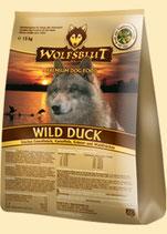 Wolfsblut Wild Duck Trockenfutter für Hunde mit Ente und Kartoffeln 15 kg