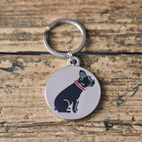 Sweet William Dog Tag French Bulldog