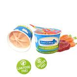 Frozen Joghurt mit Rindfleisch 90ml (Bio)