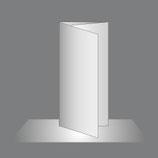 Folder DIN A5 Hoch 6 Seiten Wickelfalz, 4/4-farbig Euroskala+Dispersionslack matt
