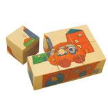 Rundum - Würfelpuzzle